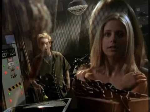 Buffy the vampire slayer naked