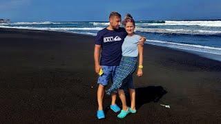 о Бали Водопады Вулканы Лава Черный пляж все за 50