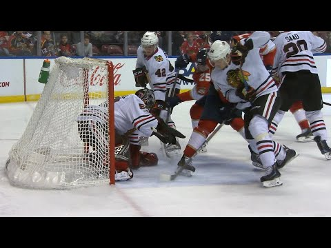 11/25/17 Condensed Game: Blackhawks @ Panthers