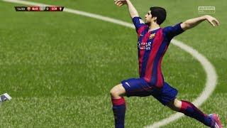 FIFA 15 ALL EASFC UNLOCKABLE CELEBRATIONS TUTORIAL
