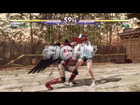 Dead Game And FIX NYO ALREADY!   Hitomi (NatsuMayri) Vs Nyo DOA6   Safe #83 Dead Or Alive 6 Online