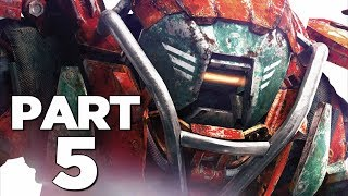 ANTHEM Walkthrough Gameplay Part 5 - ARCANISTS (Anthem Game)