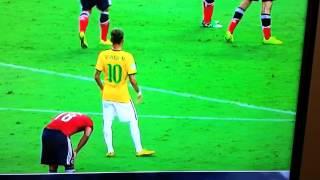 a falsa leso do neymar 3