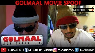 Golmaal Fun Unlimited Movie Spoof - Paresh Rawal Comedy