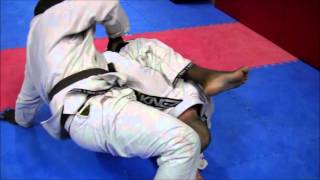 DRILLTOFLOW.COM ATTACKS FROM THE GUARD AND SWEEP DRILL!!