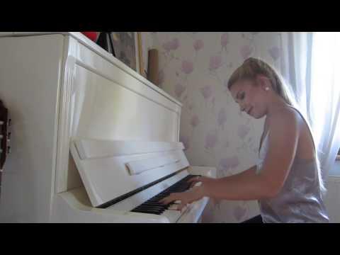 Metallica - Fade to Black - piano cover by Anna