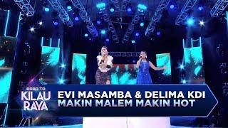 Download Video Ngawi di Goyang Terus!!! Evi Masamba Ft Delima KDI - RTKR (16/12) MP3 3GP MP4