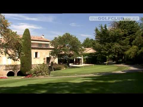 Cannes Mougins Golf Club tour, France