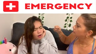 ANOTHER EMERGENCY WITH ALISSON | VLOG #879
