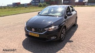Fiat Tipo - Start Up, Drive, In Depth Review Interior Exterior