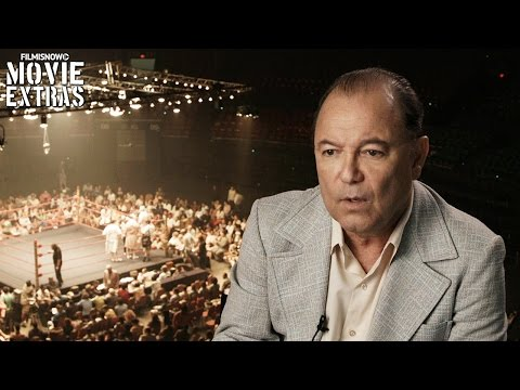 Hands of Stone | On-set with Ruben Blades 'Carlos Eleta' [Interview]