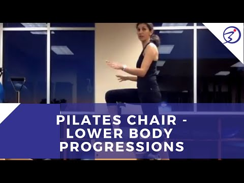 Pilates Chair: Lower Body Progressions at ProBalance