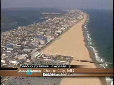 Proud To Serve Ocean City Maryland - Chopper 16