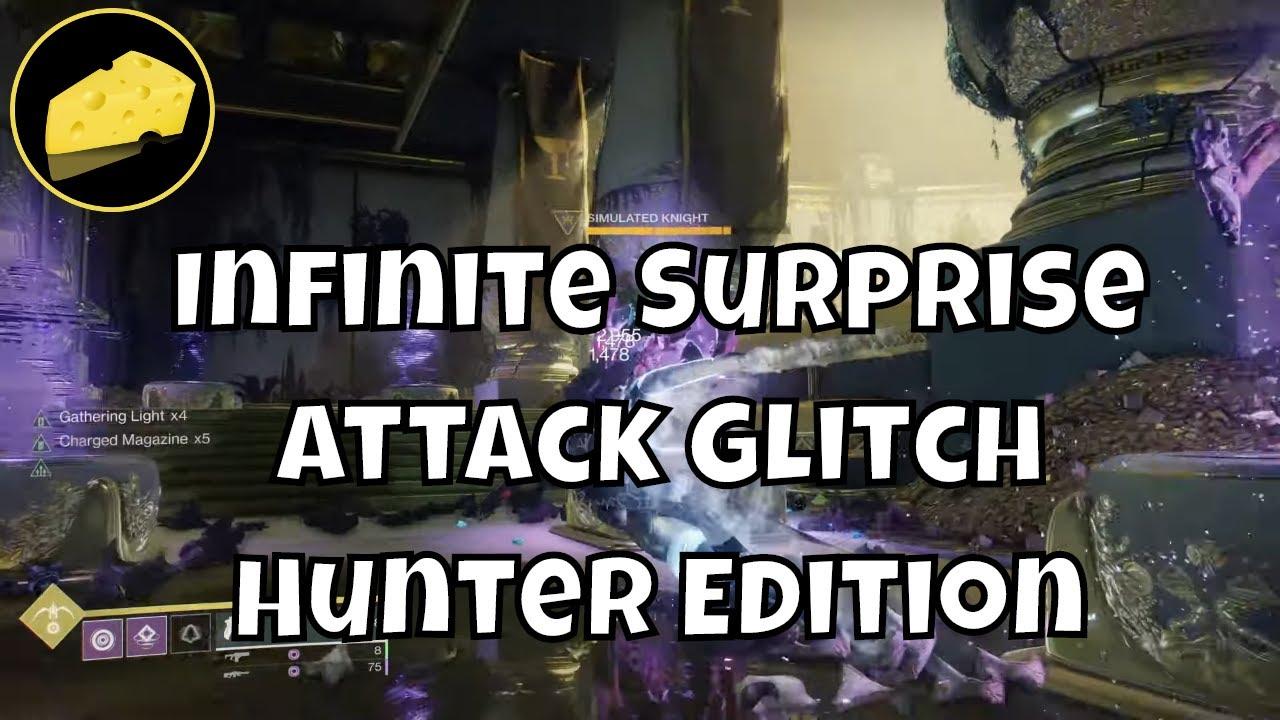 Infinite Surprise Attack Hunter Edition - Charged Magazine Glitch