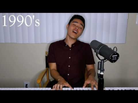 Will Jay - LOVE SONG MEDLEY (1940s To 2010s)