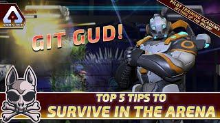 Top 5 Beginner's Tips | Armajet screenshot 4