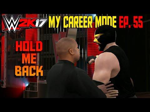 Roman Reigns Brawl! - WWE 2K17 My Career Mode Gameplay Ep. 55 (MyCareer Part 55)