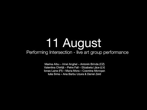 Performing Intersection - video