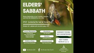 Northview SDA church service 27th June 2020