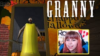Escape the GRANNY in Roblox with MicroGuardian!