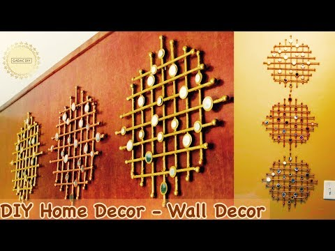 Wall hanging craft ideas|unique wall hanging|diy magazine wall hanging |Paper Crafts |diy wall decor