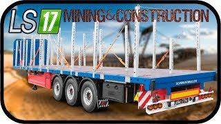 LS17 MINING & CONSTRUCTION ECONOMY V1 - Stahtransport und Verkauf #030 SE02 ★Deutsch