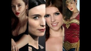 My Top 20 Favorite Actresses