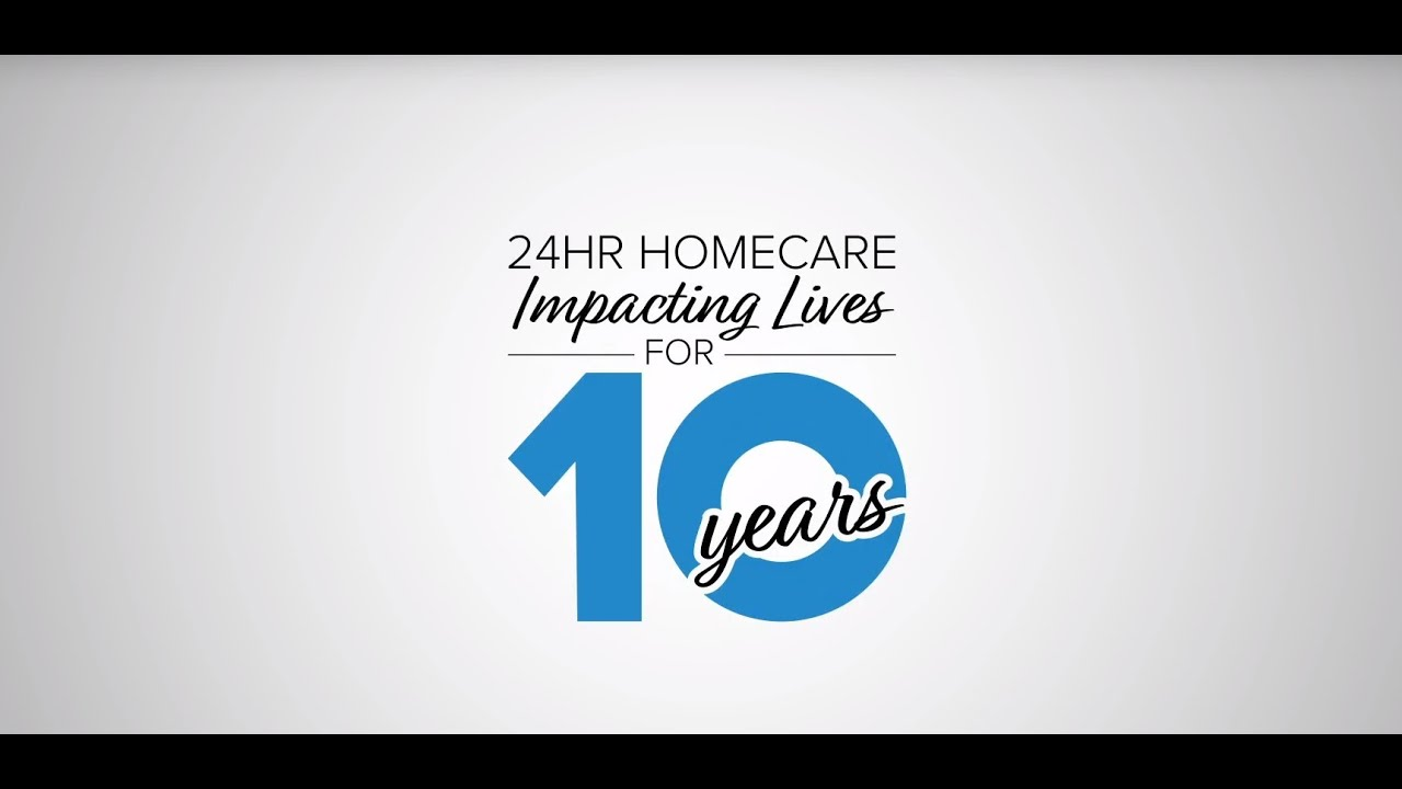 Senior In-Home Care & Caregiver Services by 24 Hour Home Care