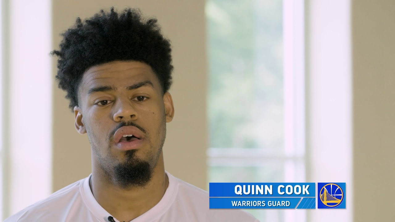 Warriors All-Access: Off-Season Grind with Quinn Cook