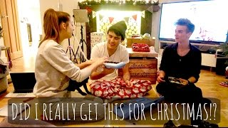 DID I REALLY GET THIS FOR CHRISTMAS?! | Vlogmas 2014