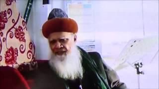 Ghazi E Millat, Syed Hashmi Miya Ashrafi Jilani In Blackburn, UK