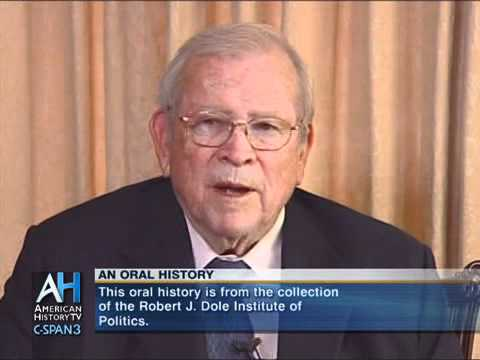 Howard Baker, Jr. Oral History