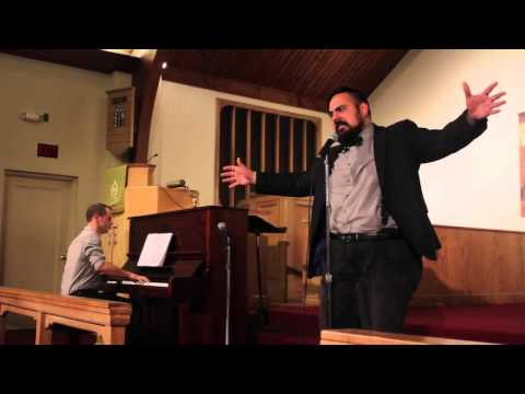 "Charles Stevens - ""Seasons of Love"" and ""If Ever I Would Leave You"""