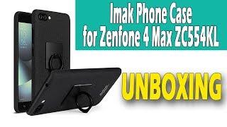 Imak Phone Case for Asus Zenfone 4 Max ZC554KL Unboxing Lazada