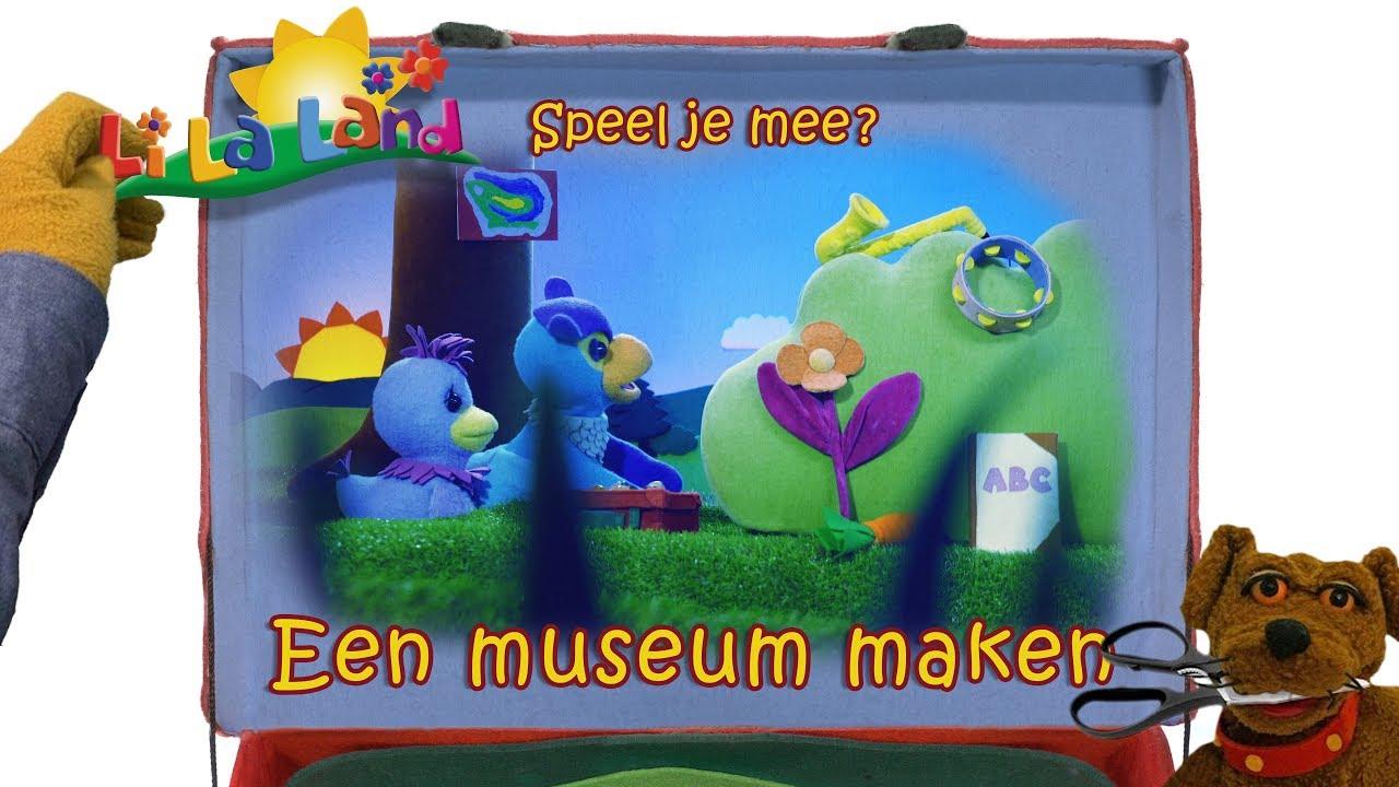 Afbeeldingsresultaat voor museum maken