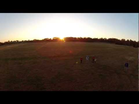 Fifth Quad Flight With Family Newport News
