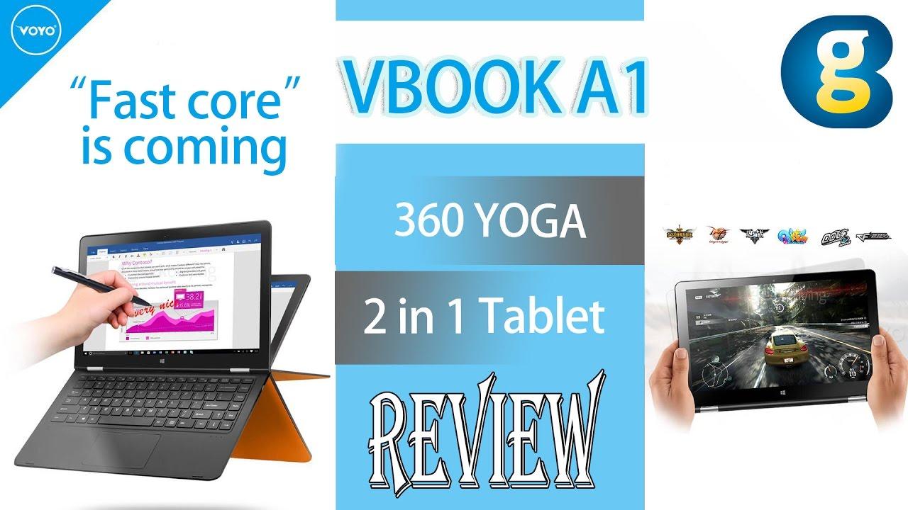 Voyo VBook A1 Review [4k]: First N3450 Apollo Lake Laptop? - YouTube