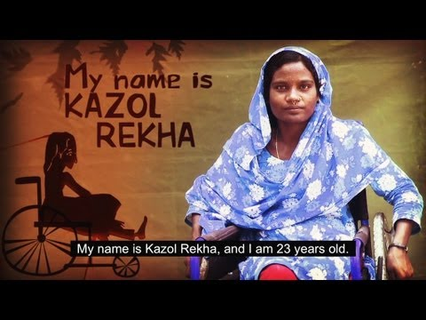 "Thumbnail for video ""My story: Kazol Rekha"""