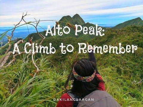 Alto Peak: A Climb to Remember