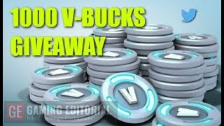 FORTNITE LIVE/ VBUCK GIVEAWAY TOMORROW/ SUB TO ENTER