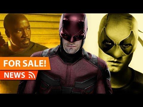 Marvel is SELLING MCU Netflix Costumes & Props