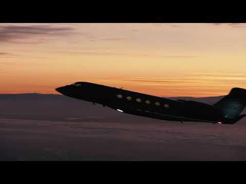 Gulfstream's 21st-Century Fleet