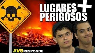 O LUGAR MAIS PERIGOSO DO MUNDO !! thumbnail