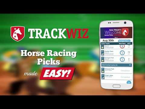 TrackWiz - Horse Racing Picks Made Easy