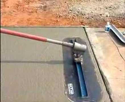 fresno concrete trowel tool —concretenetwork.com -