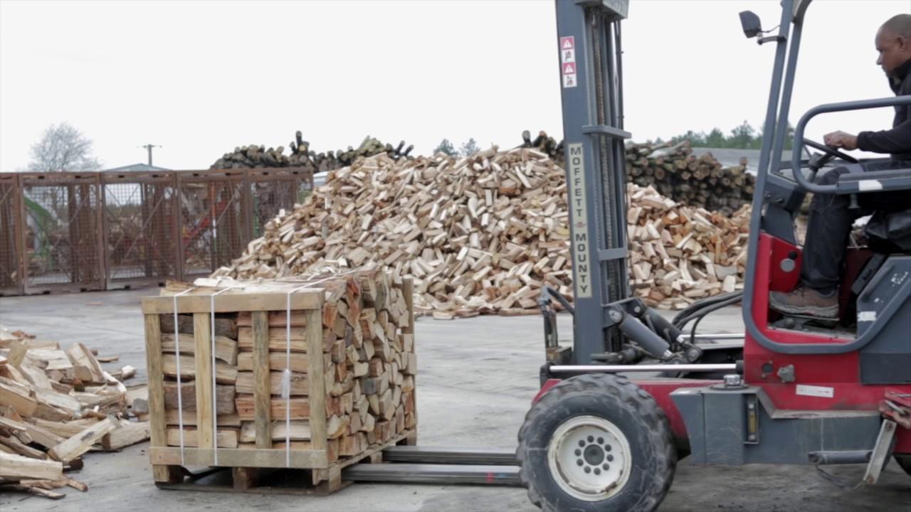 Commandez votre bois de chauffage avec onf energie bois - Acacia bois de chauffage ...