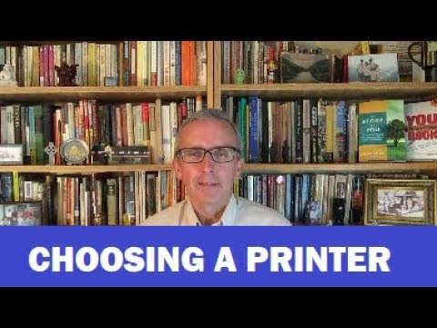 Choosing a Journal or Book Printer