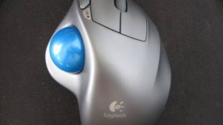 Logitech M570 Trackball Review | Wrist Pain Relief | Quick Look