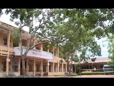 Một số trường học của huyện Quảng Xương còn gặp khó khăn về cơ sở vật chất trước năm học mới