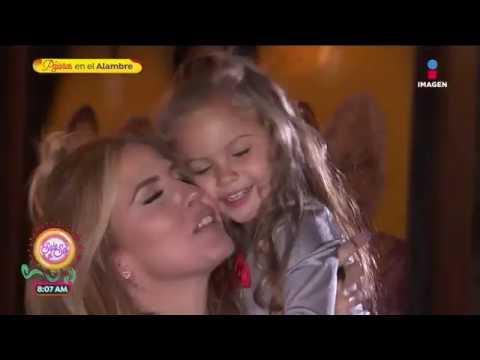 ¡Raquel Bigorra celebra con su pequeña Rafaela el día del niño! | Sale el Sol thumbnail